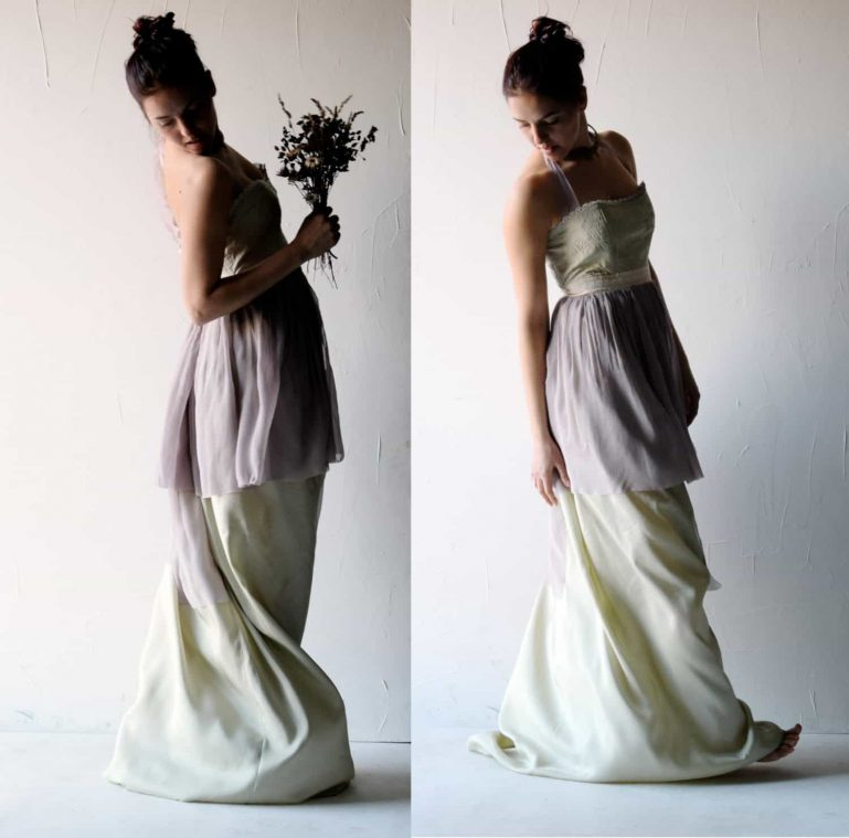 Romantic Fairy Wedding Dress