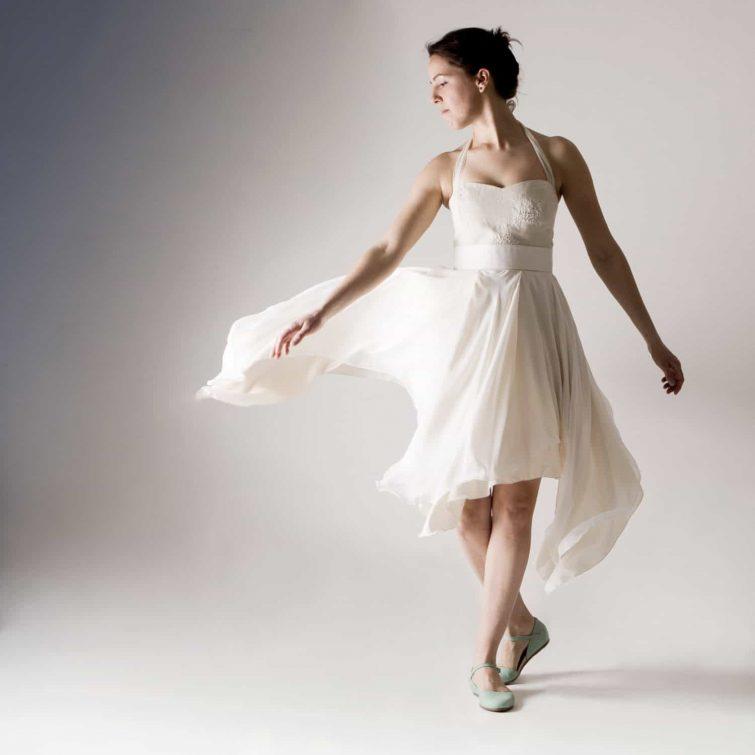 Twirly Short Corset Dress