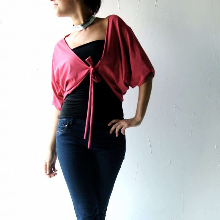 Shrug, Bolero, Top, Cardigan, Cotton top, Crop top, Blouse, Knit top, Short sleeve tshirt, Jersey top, Plus size clothes, Maternity clothes