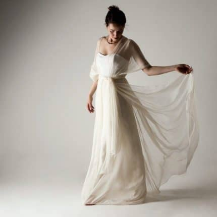 Helianthus ~ Infinity Wedding dress