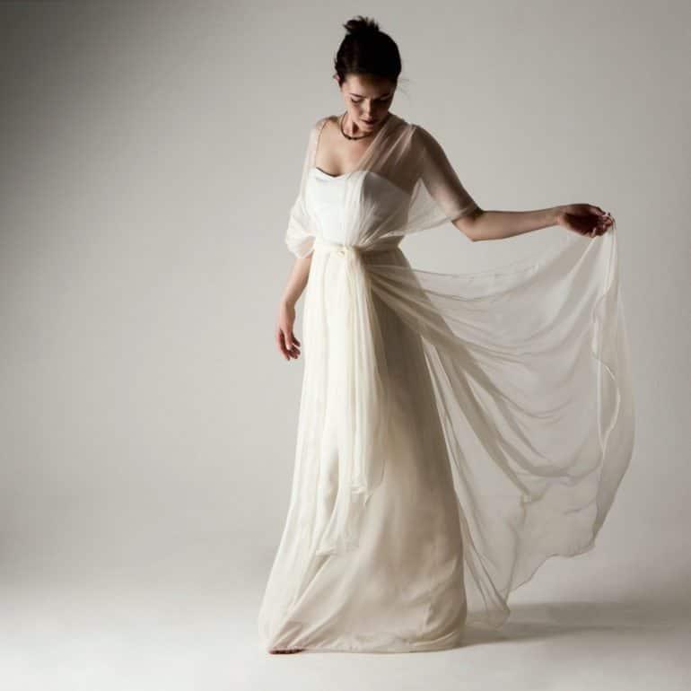 Helianthus ~ Infinity Wedding dress