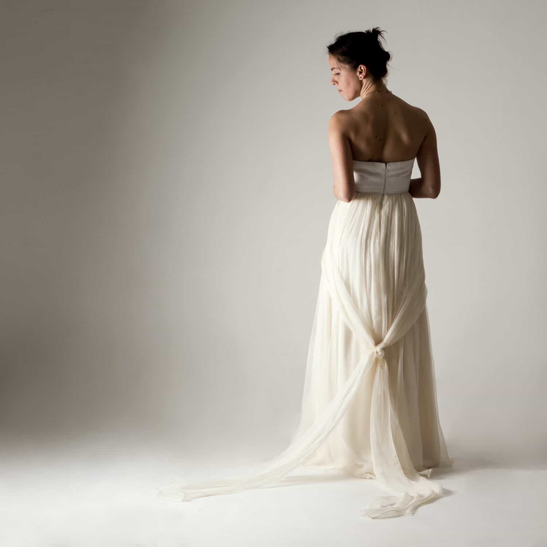 Infinity Wedding Dress Larimeloom