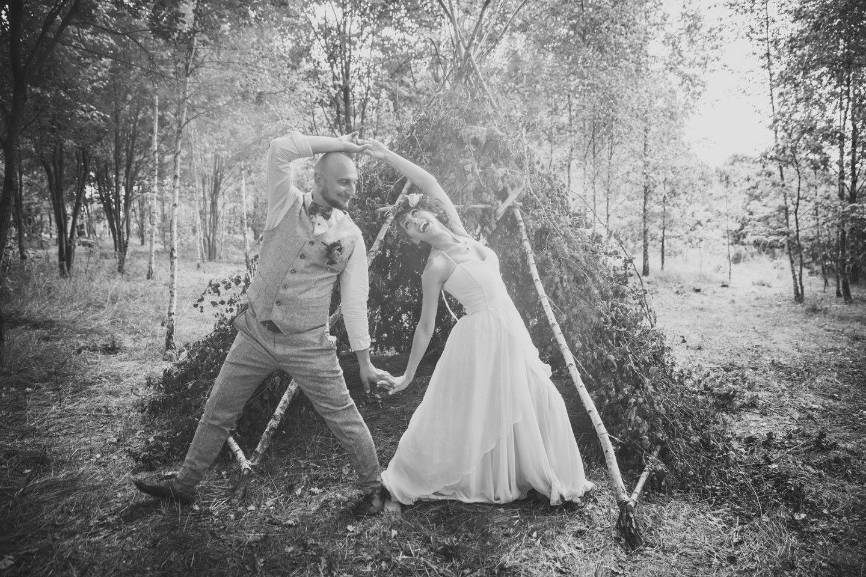 marriage dress handmade