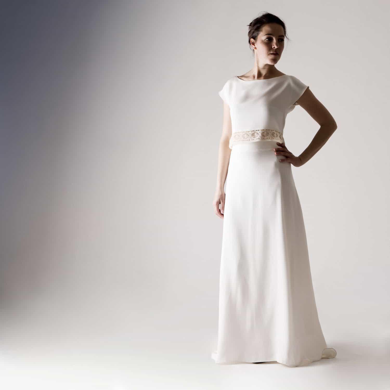 Modern Wedding Dress Separates : Wedding dress separates modern alternative