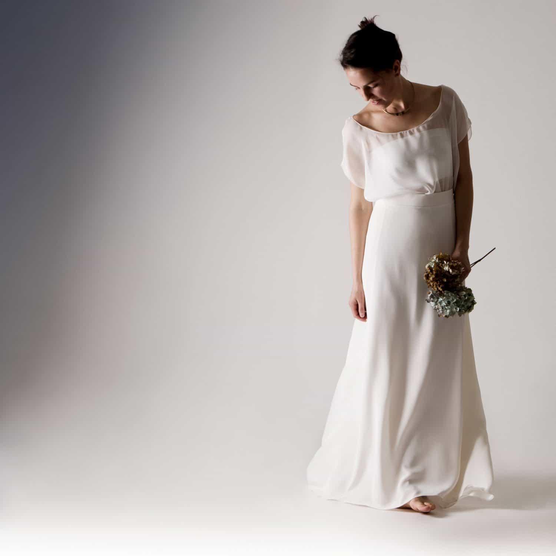 Bridal Separates: Wedding Dress Separates