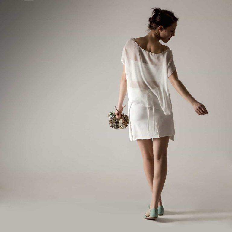Alyssum ~ Simple Wedding Outfit
