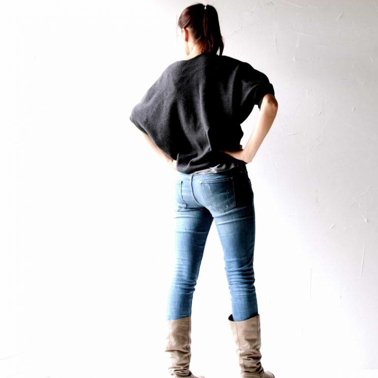 Wool Layering Cardigan
