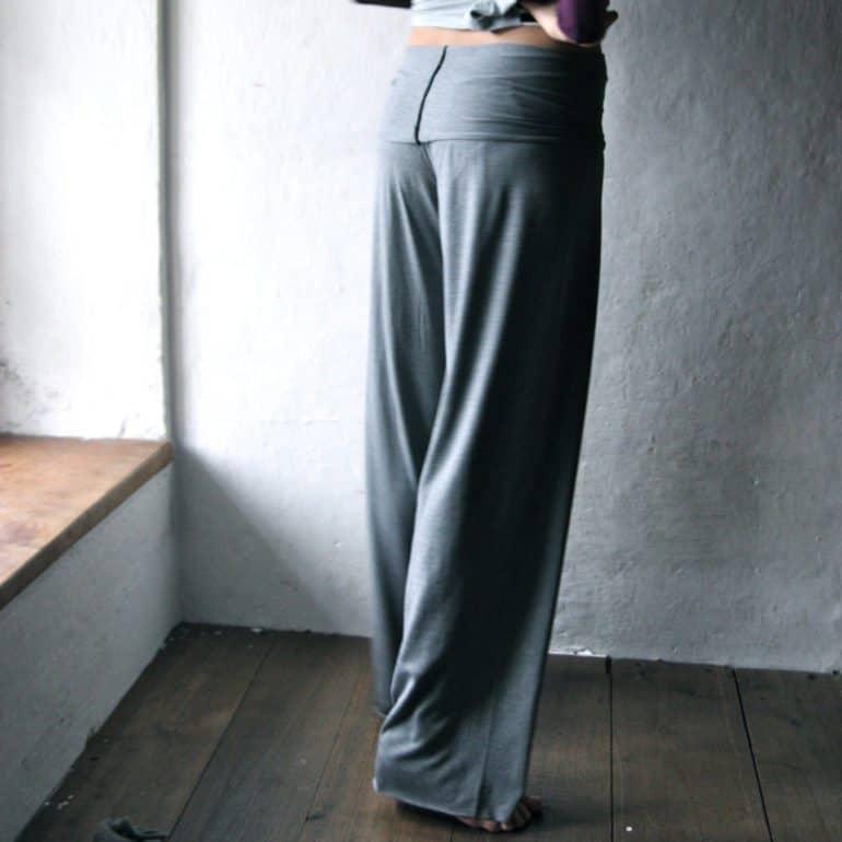 Wide Leg Yoga Pants