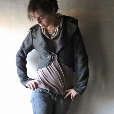 Blazer, Wool jacket, Felt coat, Wool coat, Warm blazer, Winter clothing, Felted wool cardigan, Womens clothing, Light coat, Handmade coat