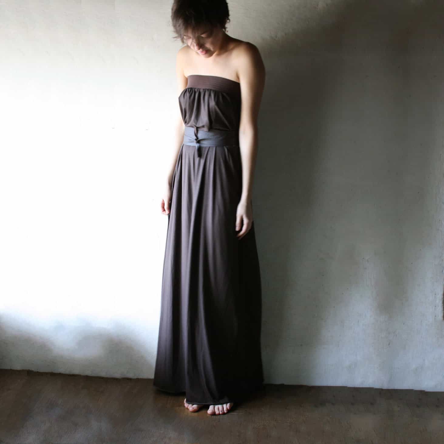 Strapless Loose Dress