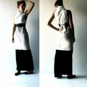 Maxi dress, Long dress, Tunic dress, Jersey dress, Ombre dress, grey dress, Floor length gown, T shirt dress, Boho dress, Grecian dress