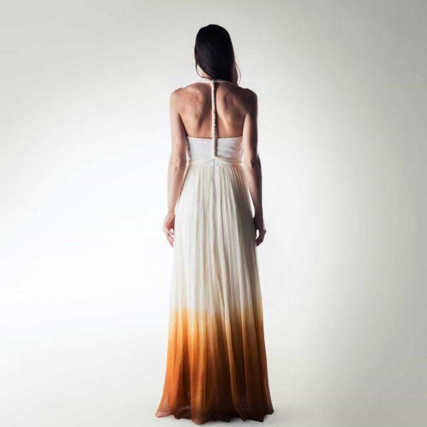 Infinity Wedding Dress Larimeloom: Helianthus >> Made In Italy
