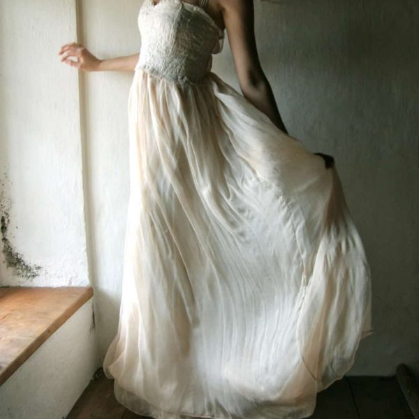 Rustic Boho Wedding dress