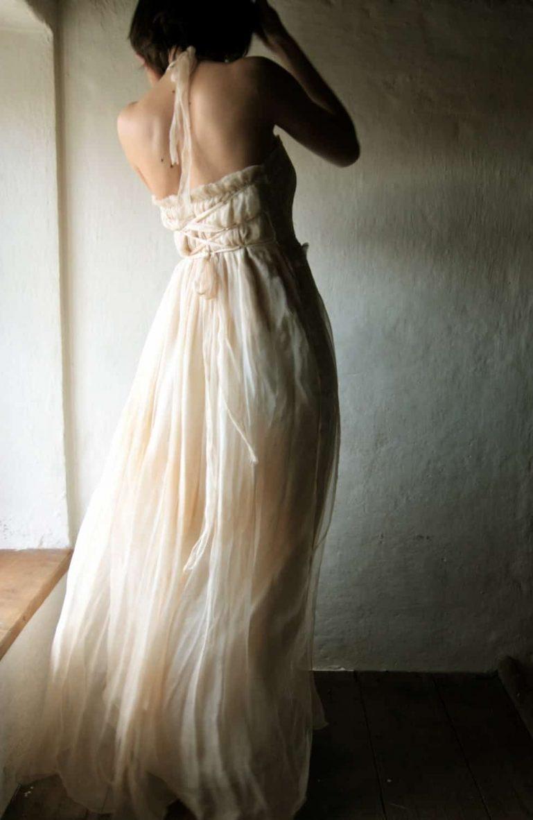 Rustic Boho Wedding dress