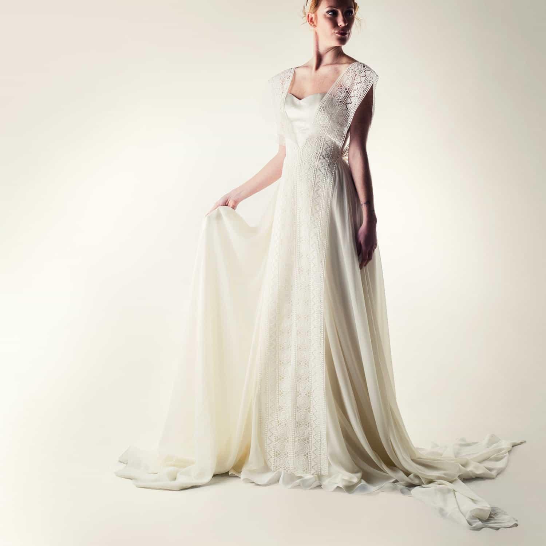 Fairy Wedding Dress.Artemisia Lacey Fairy Wedding Dress