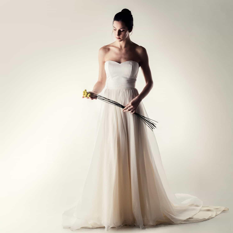Soft Silk Chiffon Wedding Sash