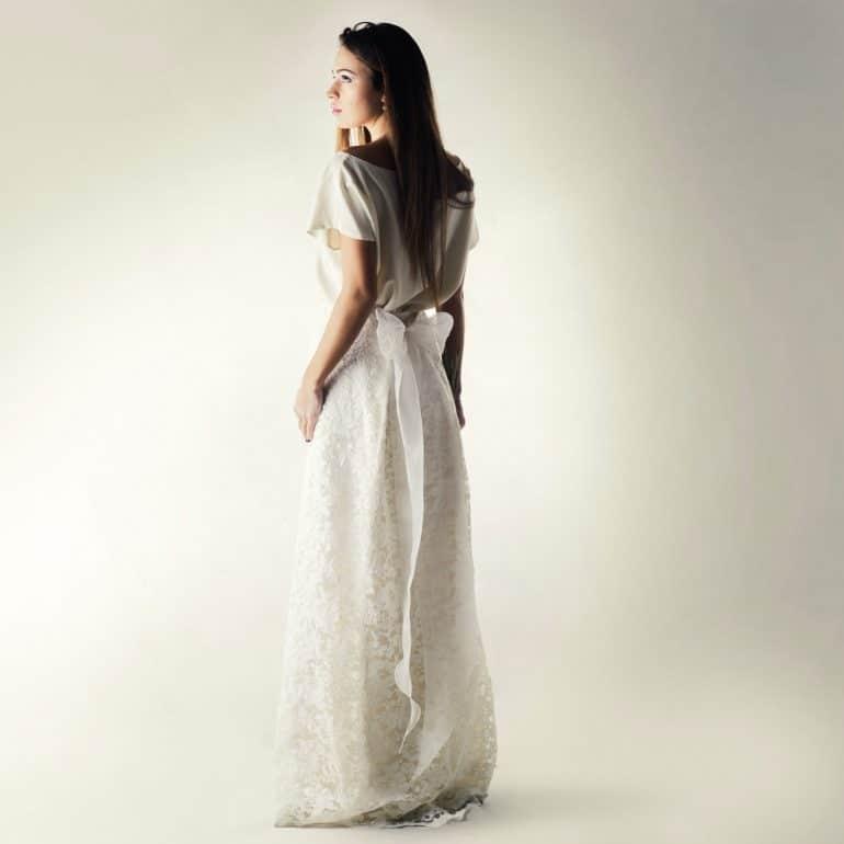 Boho Lace bridal separates