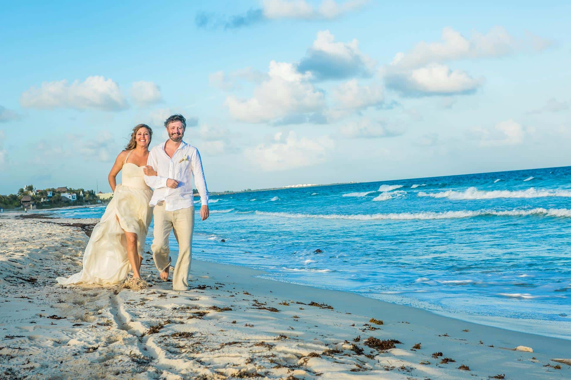 simply stunning bahamas wedding