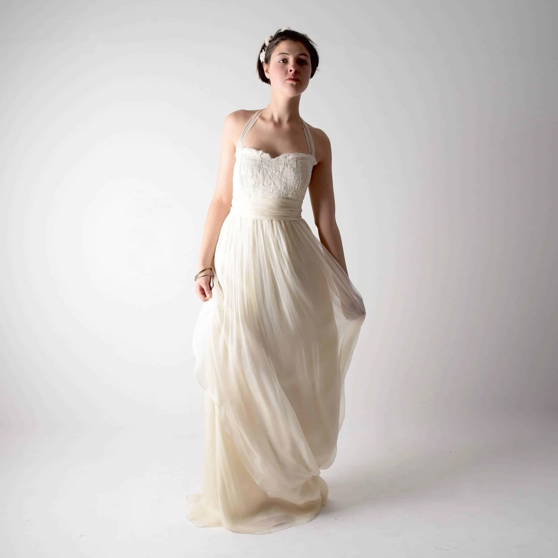 Boho Wedding Dresses: Larimeloom Handmade Clothing