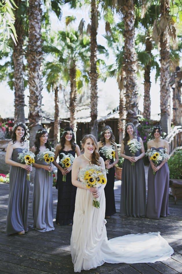 Sarah and Stanton's rustic wedding in Arizona - Larimeloom