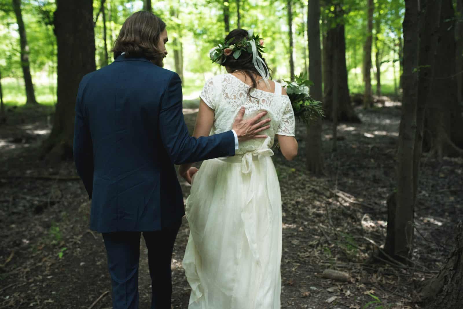 Jolene dancing bride
