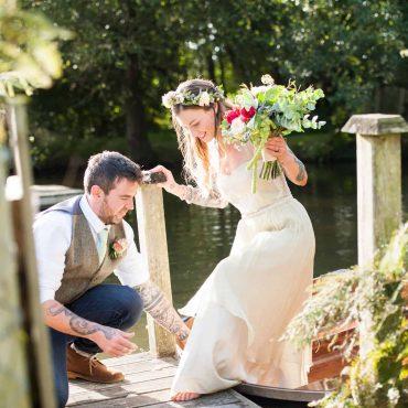 elise sage wedding dress