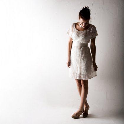 Short wedding dress review