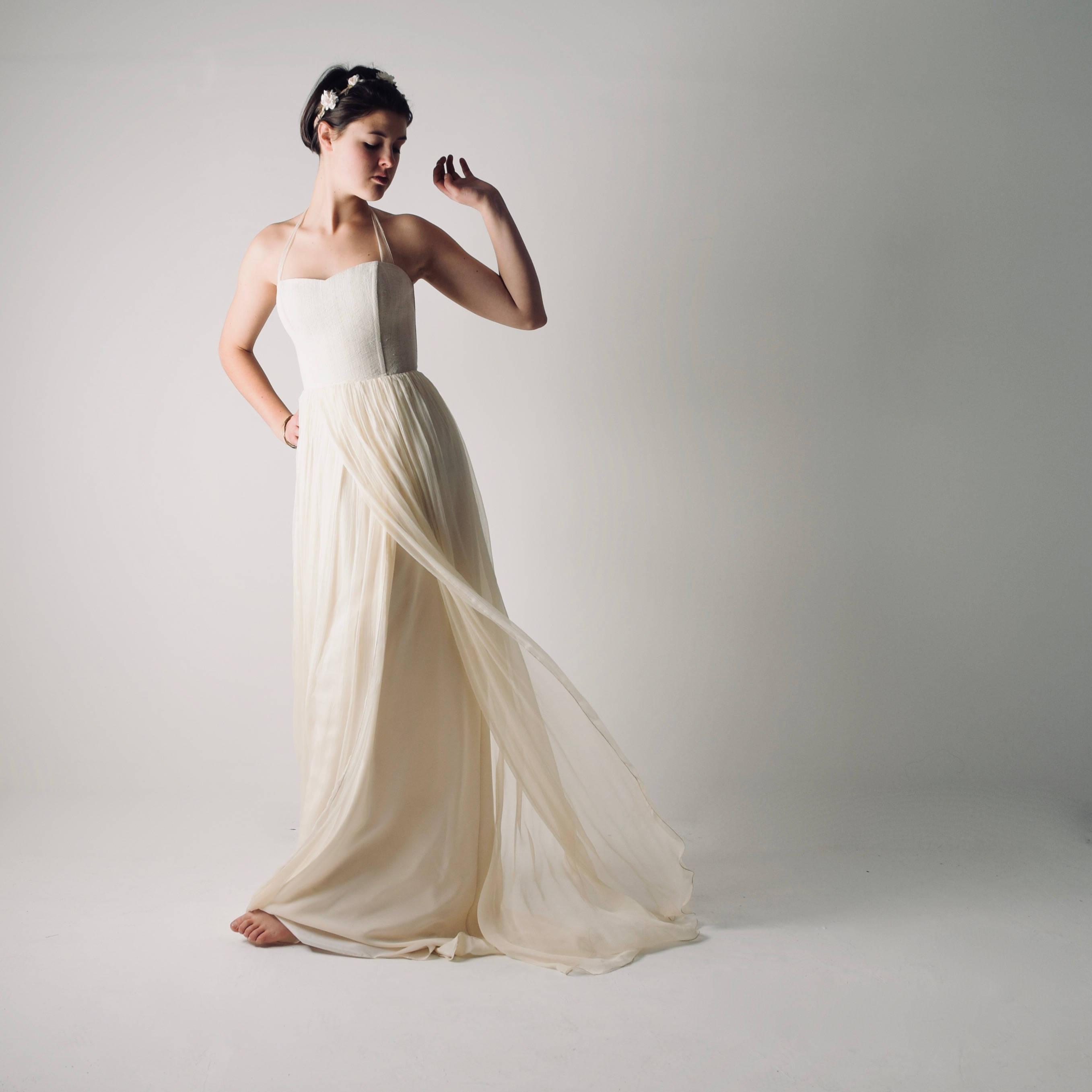 Hemp Dress -cannabis clothing- Hemp clothing -organic dress boho dress linen dress eco fashion tunic dress hemp shirt