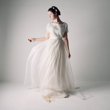 Completo da sposa sognante e bohémienne