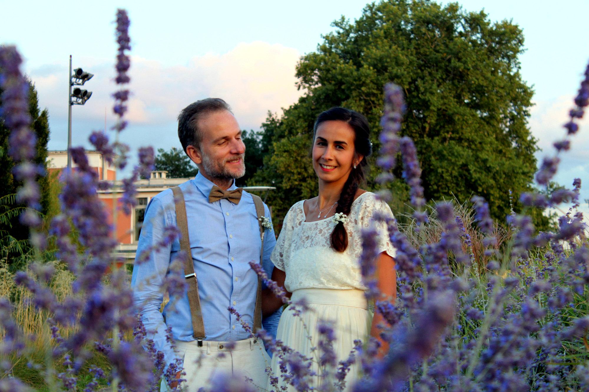Nadia's simple outdoors wedding ~ Larimeloom bridal separates