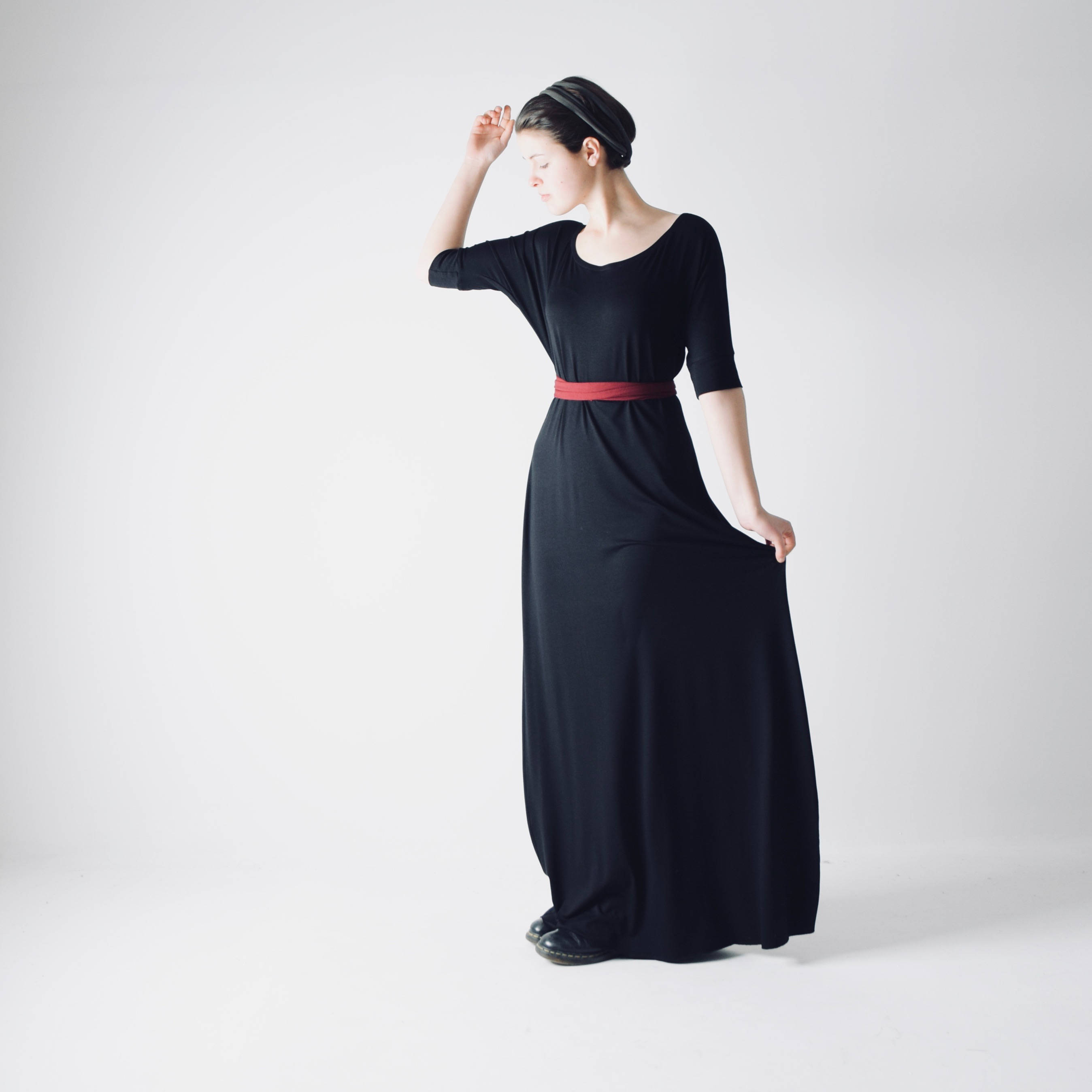 Maximize Your Style with the Perfect %color %size Maxi Dress