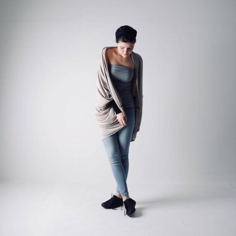 Oversized Jersey Sweater