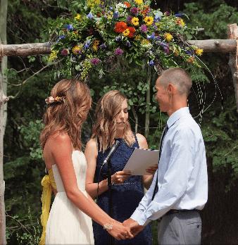 Larimeloom real bride testimonial