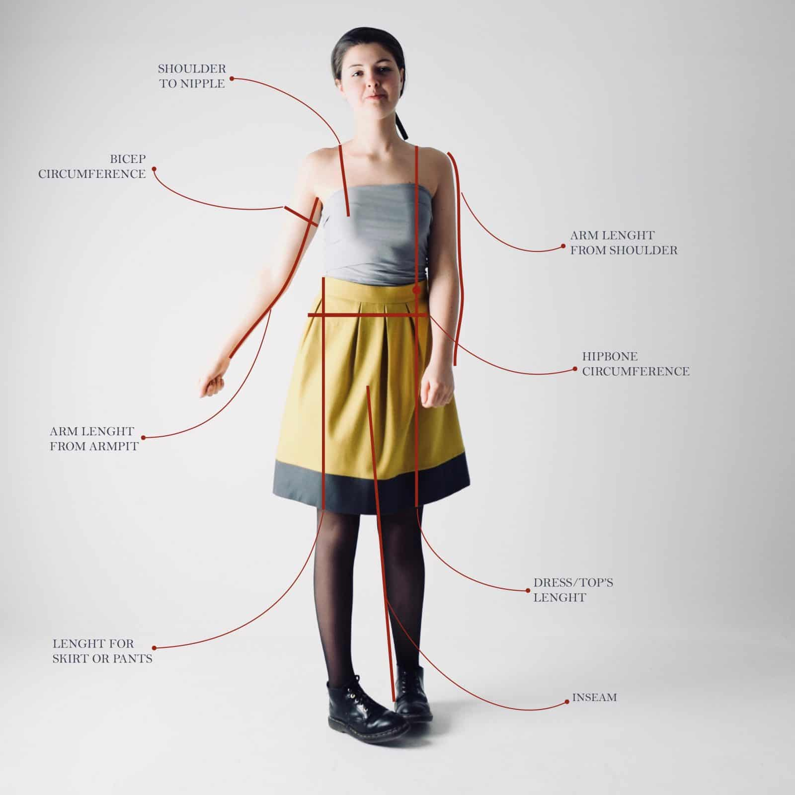 Body-measurements
