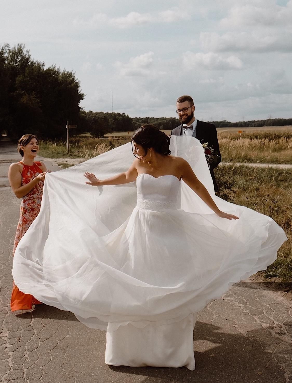romantic princess wedding in germany