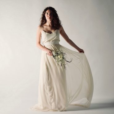 Effortless wedding dress separates
