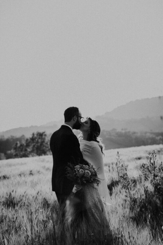 Wedding in the Vineyards of Monforte